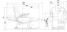 他の写真1: タカラ レガロII(BB-8960W)バイブレーター・ロールアップタイプ