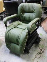 アトリエ シャンプー椅子 CS-6 ふわもこ張替(L-1368,1345)