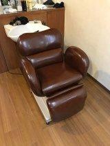 シャンプー椅子 張替(L-1918)