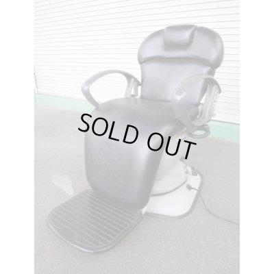画像1: 新明和 理容椅子 ビート(BC-1600)背分割