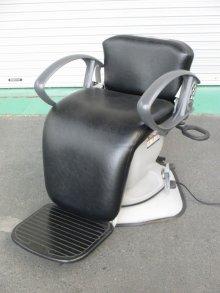 他の写真1: 新明和 理容椅子 ビート(BC-1600)背分割