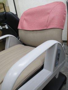 他の写真2: シャンプー椅子タカラE'sy エプ上 張替え品(低反発ウレタン入)