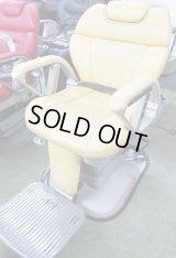タカラ 理容椅子 SP 再生品(直上タイプ、背分割)