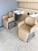 シャンプー椅子 ワールドビジョン 張替(L-8651)